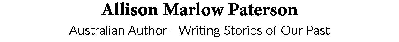 Allison Marlow Paterson