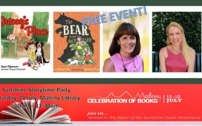 Maleny Celebration of Books