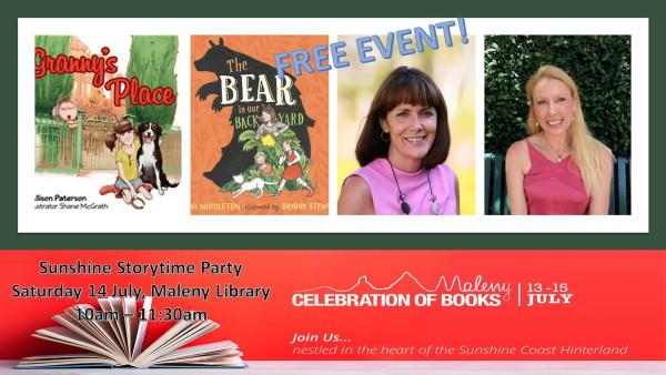 Maleny Celebration of Books