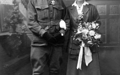 Remembering Sergeant Charlie Marlow KIA 26.04.18 – The Defence of Amiens