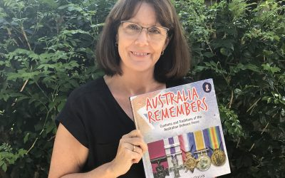Researching & Creating – Australia Remembers 2: Customs and Traditions of the Australian Defence Force