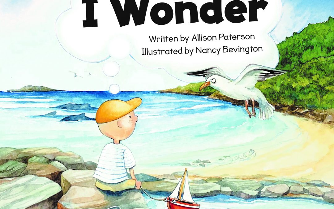 I Wonder – a powerful and timely tale about the small steps we can take to care for our world.